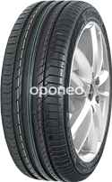 Continental ContiSportContact 5 225/45 R17 91 W MO FR