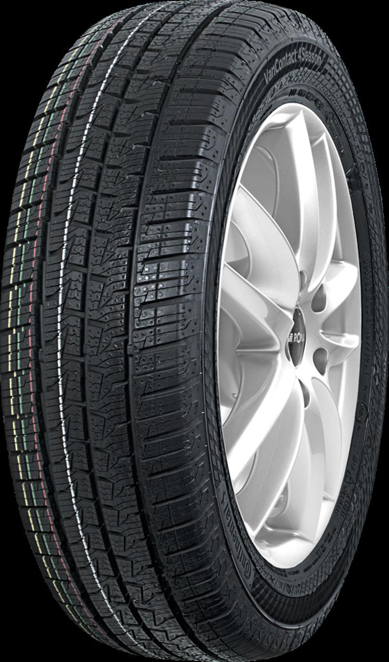 Continental Vancontact 4season pneu