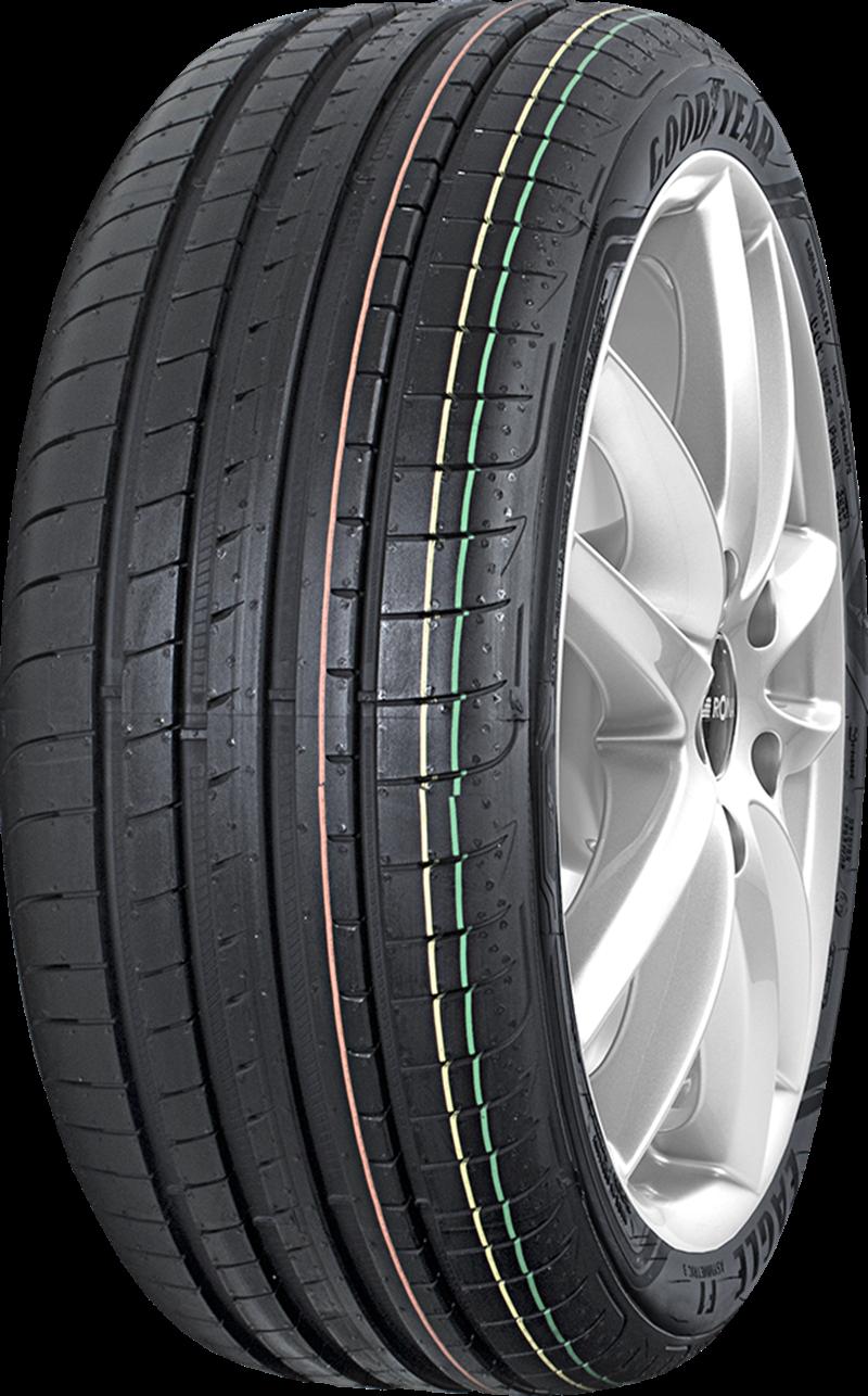 Goodyear Eagle F1 Asymmetric 3 Xl pneu