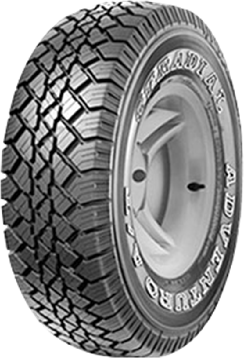 Gt Radial Adventuro A/t pneu