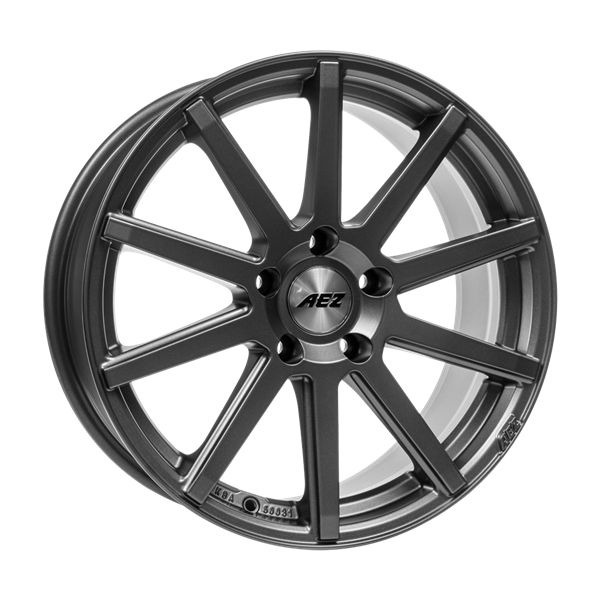 AEZ Straight dark 7,50x17 5x108,00 ET48,00
