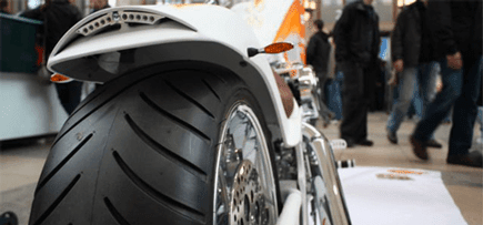 Motorcycle Touring Tyres